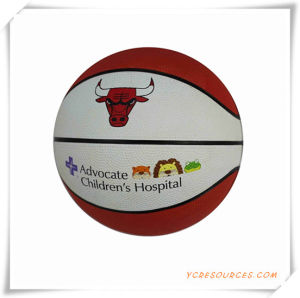 Size 7 Rubber Basketball for Promotion Gift (OS24003) pictures & photos