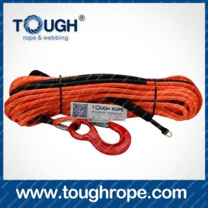 Color Synthetic Winch Rope ATV Winch Cable Amazon pictures & photos