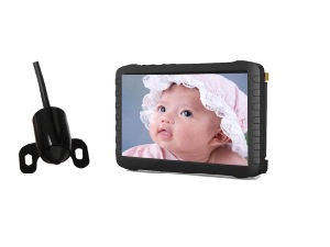 2.4G Wireless Bullet Camera and Portable Monitor Recorder pictures & photos