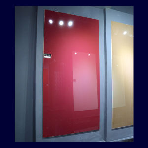 Plain Red Colour Kitchen Door Lct Board (LCT 3002) pictures & photos