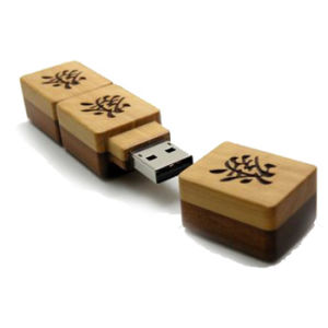 Mahjong Wooden USB Flash Drive Flash Memory Pen Drive pictures & photos