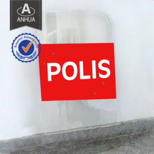 High Quality Transparent Police Anti Riot Shield pictures & photos