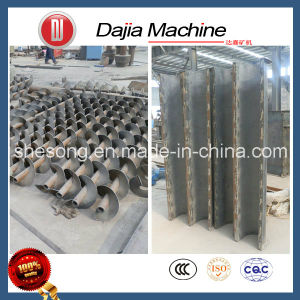 Screw Conveying Machine Used in Gypsum Production Line pictures & photos