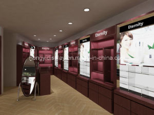 Classical Cosmetic Retail Shopfitting, Display Fixture pictures & photos