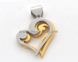 Stainless Steel Fashion Pendant (PD0118)