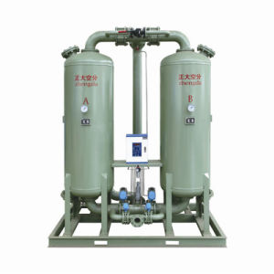 Heatless Drying System for Industrial/Chemical