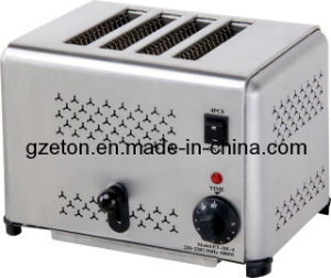 CE Approved 4-Slice Toaster (ET-DS-4) pictures & photos