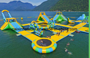 2017 New Design Inflatable Sea Water Park/ Inflatable Aqua Park/ Inflatable Water Sport pictures & photos