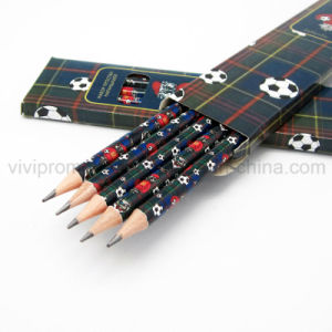 New Design Back to School Hb Pencil with Eraser for Super Market (MP020A) pictures & photos