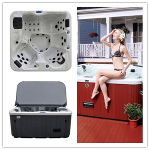 (A410  )4 person spa hot tub  with 1 lounge seat pictures & photos