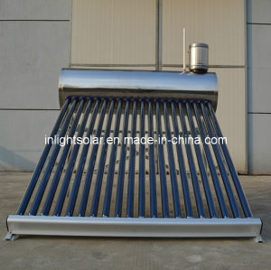 Integrated Non Pressure Stainless Steel Solar Water Heater pictures & photos