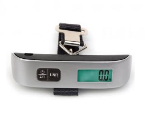Blister Packing ABS 50kg Luggage Scale (XFOCS-13)