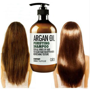 Private Label Organic Oil Hair Shampoo Wholesale