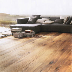 3 Layers All Oak Antique Wood Flooring (03)