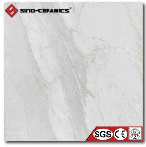 Marble Look Bathroom Heat Resistant Terrace Porcelanato Ceramics Glazed Polished Porcelain Floor Tile