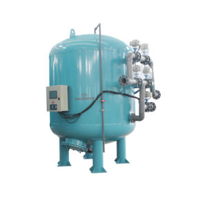 Quartz Sand Filter with Claw Shape Ss304 Filter Screen pictures & photos