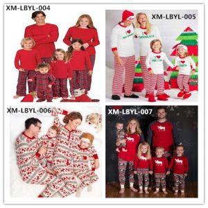 wjolesale girls strip christmas pajamas in infant size family 2017 - Wholesale Christmas Pajamas