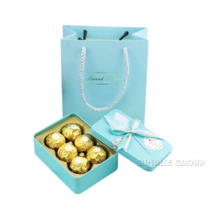 Gift Packaging Paper Bag Chocolate Packing Set Box