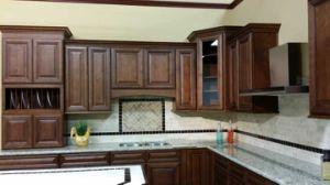 Jiangsu Beichen Wood Co Ltd Solid Kitchen Cabinet Framed