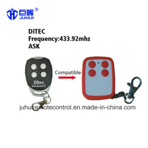Ditec Rolling Code Remote Control Duplicator Face to Face 433MHz pictures & photos