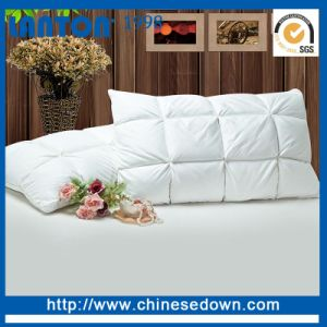 Home Textile White Goose Down Bed Sleeping Cushion pictures & photos