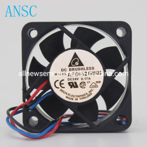 DC24V Brushless Cooling Fan Afb0524hhb 5015 5cm Axial Fan