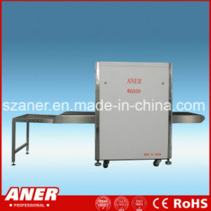 K6550 Middle-Sized Customized X Ray Baggage Scanner for Metal Detect pictures & photos