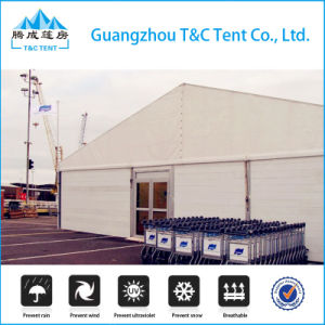 China 20x30 Outdoor Big Clear Span Aluminum Warehouse Canopy Tent