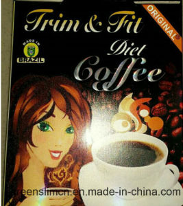 Trim and Fit Fast Weight Loss Coffee for Keep Fit pictures & photos