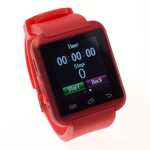 1 Year Warranty Multi Color Mtk 6260 U8 Bluetooth Smart Watch