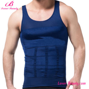 Full Colors Waist Shaper Vest Mens Body Shaper