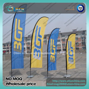 82*66cm Steel Cross Base for Flying Flag Banner pictures & photos