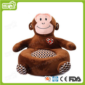 Hot Selling Comfortable Animal-Shaped Cotton Plush Pet Bed pictures & photos