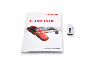Original X 100 PRO Auto Key Programmer & Mileage Correction Via OBD X100 PRO (C+D) Type pictures & photos