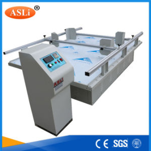 Simulation Transport Vibration Tester for Packing Case pictures & photos