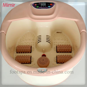 Popular Foot SPA Massage with Bubble pictures & photos