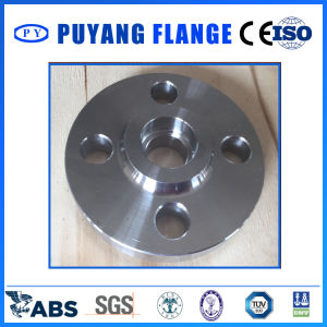 Forged ANSI B16.5 Stainless Steel Socket Welding Flange