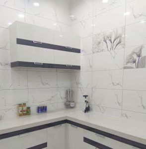 Wall Tile Blue Marble Bathroom