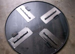 Float Pan for Power Trowel, Power Trowel Blade pictures & photos