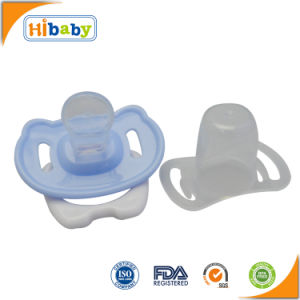 Free Sample Manufacturer Wholesale Baby Feeding Large Nipple Funny Pacifier