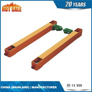 Lifting Cranes and Crane Parts with Electric Chain Hoists and Trolley pictures & photos