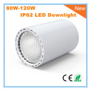 AC100-277V with Copper Pipe 80W IP65 LED Downlight