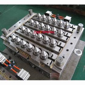 Hot Runner Pet Preform Injection Mould 24 Cavity pictures & photos