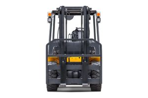 Samuk 5ton Forklift Truck with Mitsubishi Engine pictures & photos
