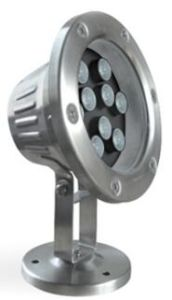 LED Stainless Steel Underwater Light pictures & photos