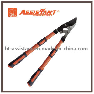 Black Teflon Coated Compound Action Bypass Loppers pictures & photos