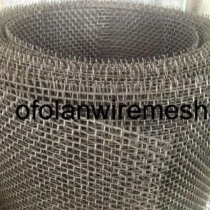5 Mesh 1.0mm Crimped Titanium Wire Mesh for Filtration pictures & photos