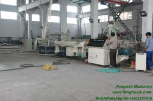 We Supply High Quality Single Screw Plastic Extruding Machine for PE Pipe pictures & photos