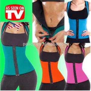 5a38c83f2f China Saunawomen Hot Thermo Neoprene Slimming Pants Sweat Sauna Body Shapers  - China Body Shaper for Women