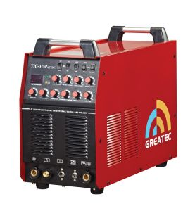 Inverter AC/DC Pulse with Water Cooling for Aluminum Welding (TIG315P ACDC)